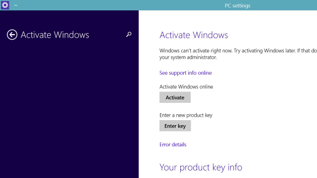 Windows10 howto add a product key in the trial of 10 windows activate it in windows 10 01 02 03 ccuart