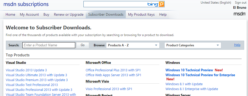 WINDOWS10] HowTo: Add a Product Key in the trial of 10