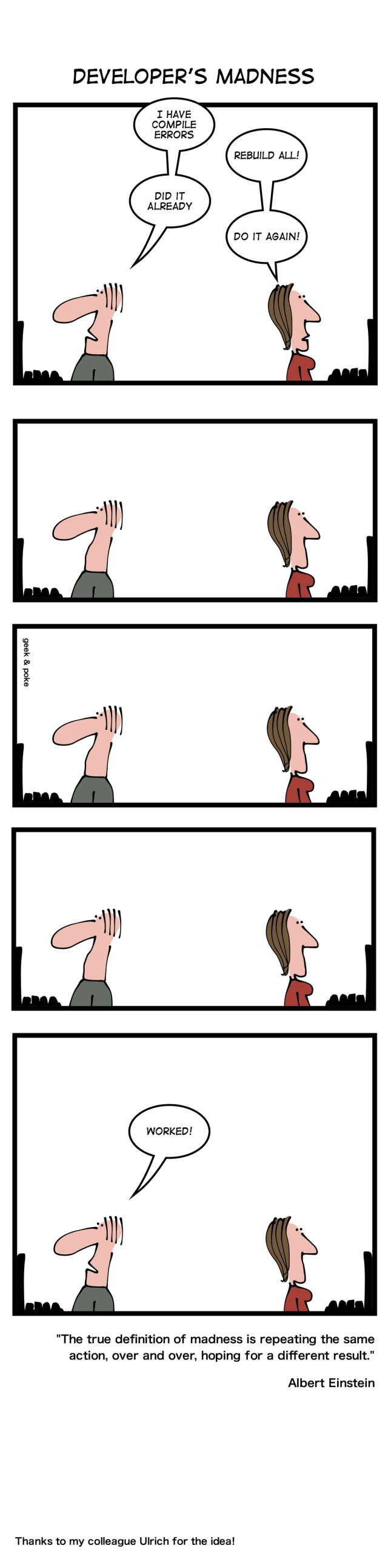developer madness