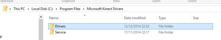 error Kinect 02