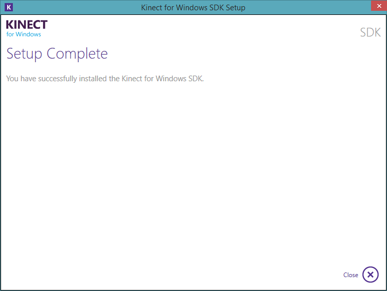 error Kinect 05