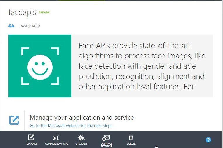 [#AZURE] Face APIs con #Azure (1) – El Bruno