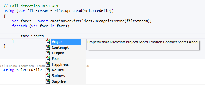 AZURE – Hello Emotions! Face APIs and Emotions APIs are the perfect