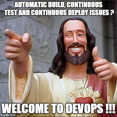 welcome to DevOps