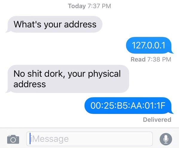 what's your address
