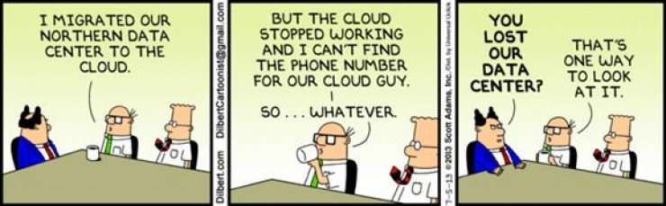 dilbert data cloud