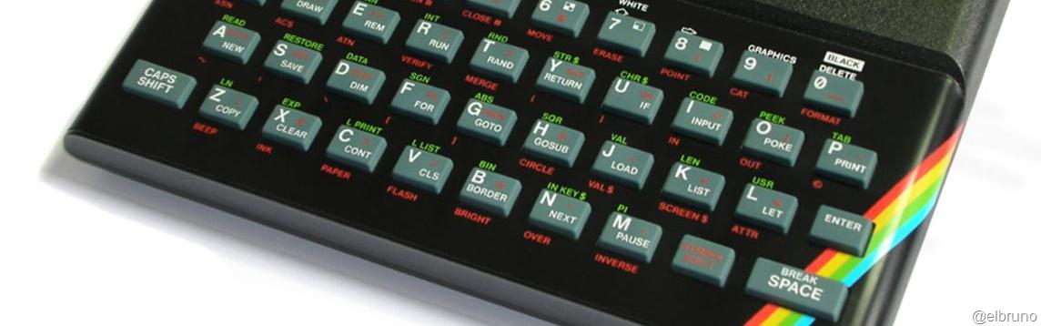 ZX Spectrum banner