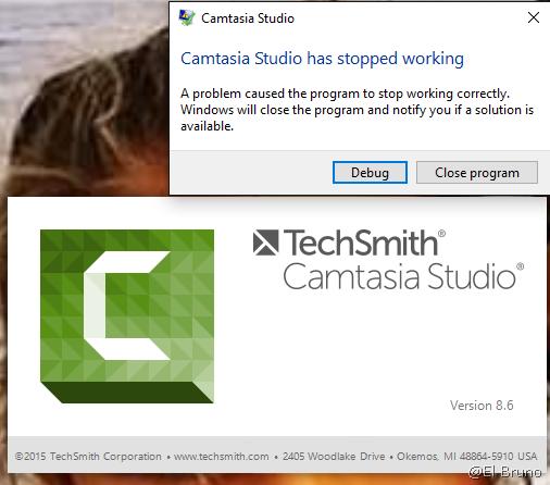 camtasia studio code