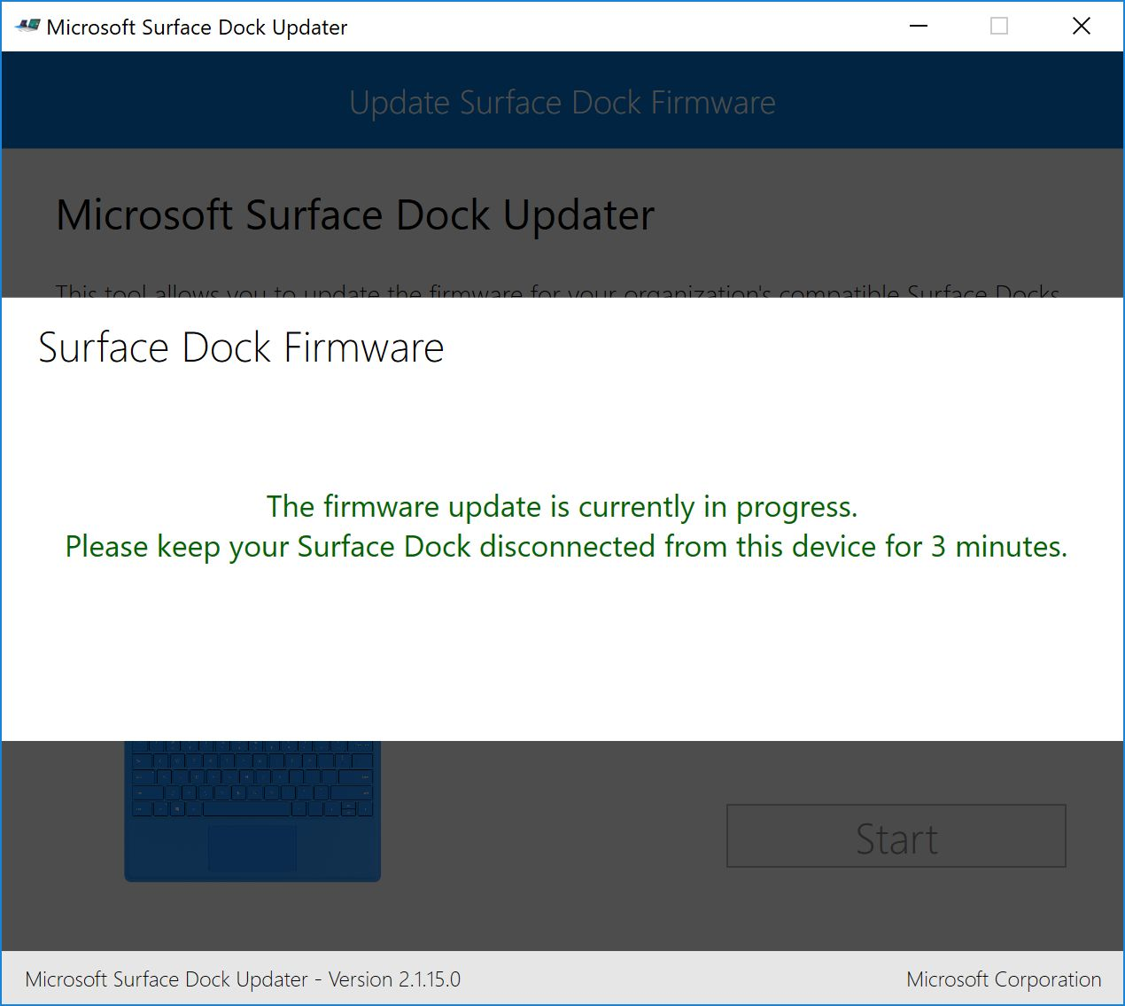 SurfacePro – How to update #SurfaceDock firmware and avoid a