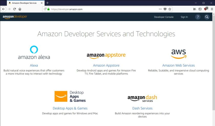 Tutorial – How to build an #Amazon #AlexaSkill using Visual