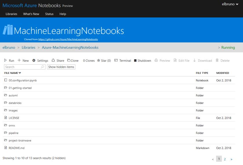 02 AutoML Jupyter Notebooks
