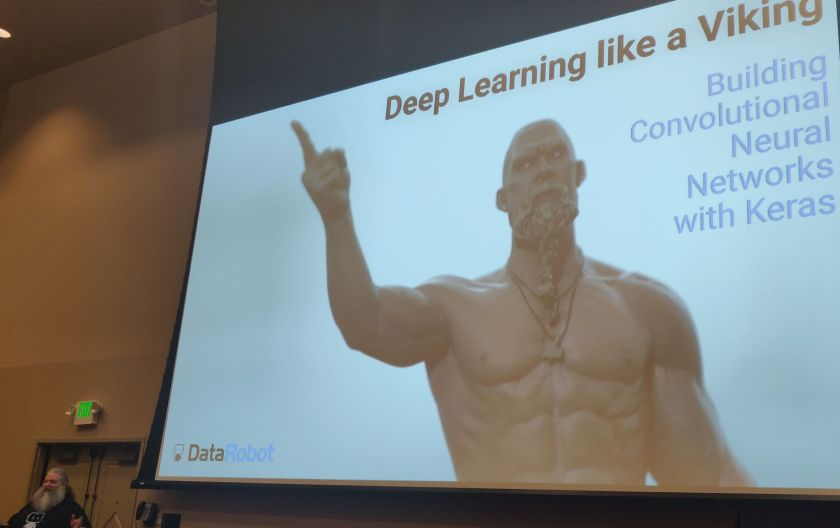 codemash 19 deep learning like a viking