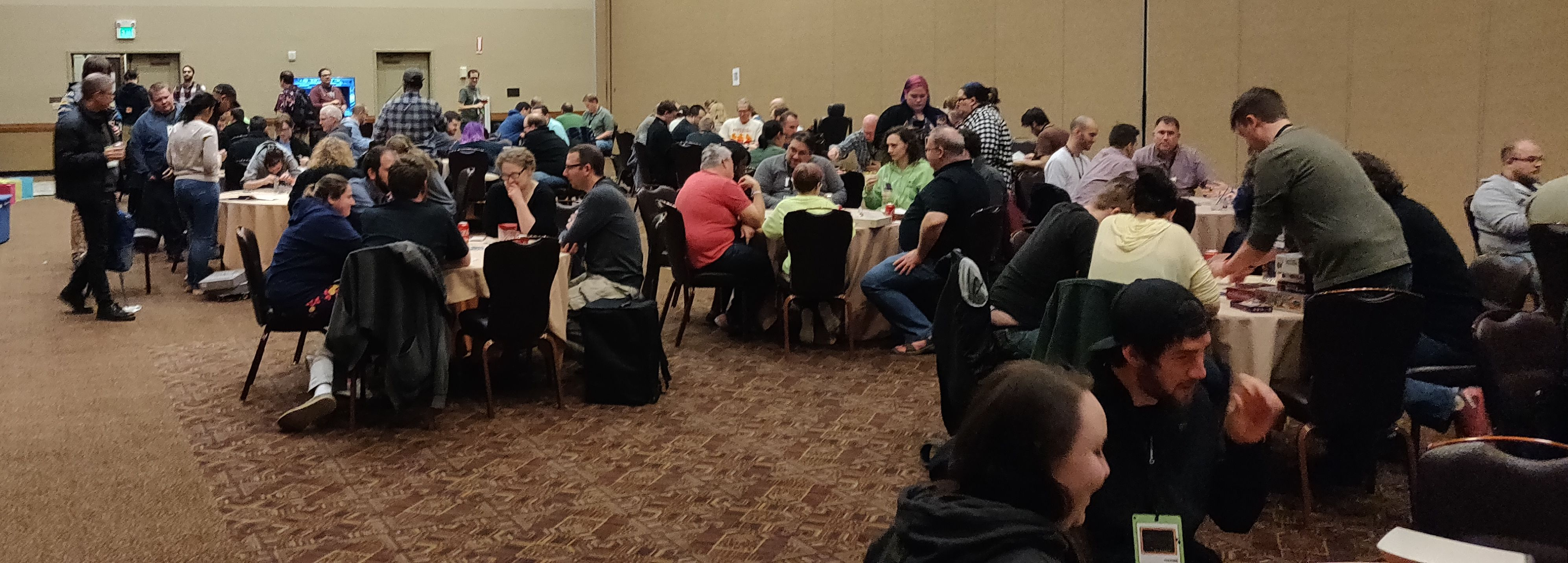 codemash 19 game room