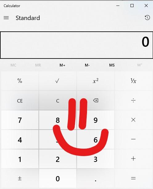 calculator W10